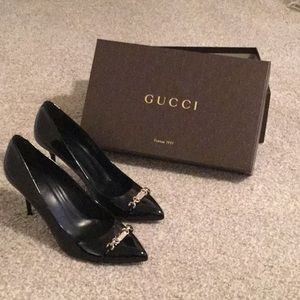 NWT Molaita GUCCI Pumps